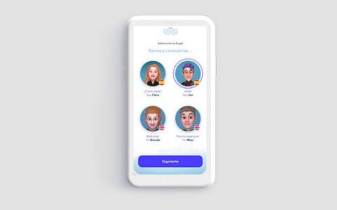 My Angel   App móvil + Web