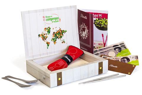 Trade Kit Enaladas del mundo