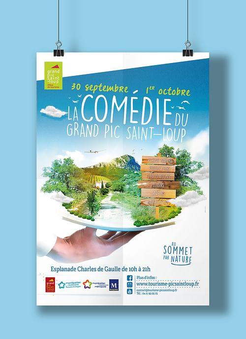 Office de tourisme du Grand Pic Saint Loup - Vidéo