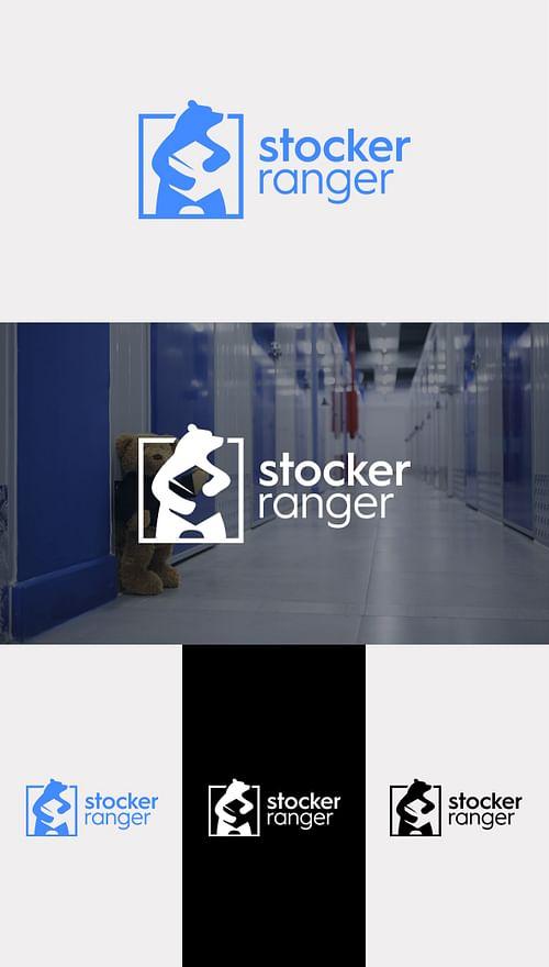 Création d'identité visuelle Stocker Ranger - Création de site internet