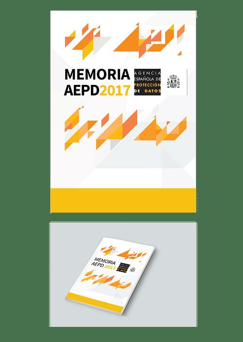 Diseño corporativo para AEPD - Creación de Sitios Web
