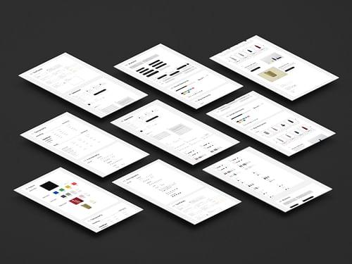 FLSK Website – UI Styleguide - Markenbildung & Positionierung