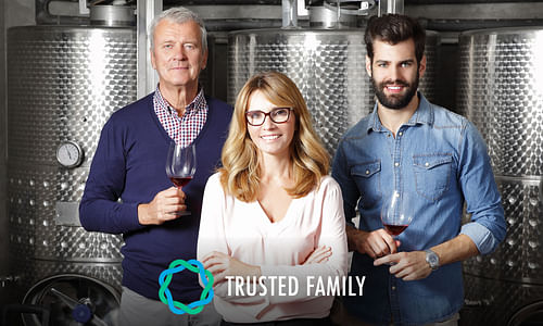 🧑💻 Trusted Family: UI/UX Design and development - Branding & Positioning
