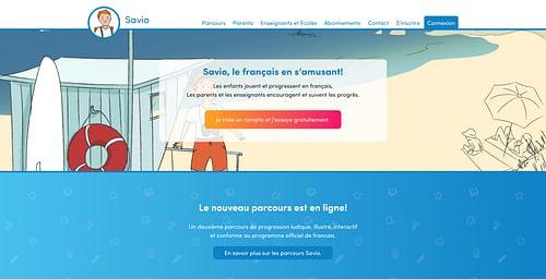 Savio - Stratégie digitale