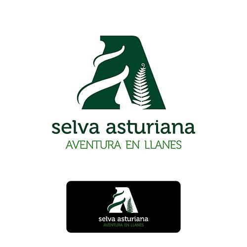 Selva Asturiana - Graphic Design