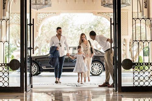 Four Seasons Hotel (Dubai) - Social media