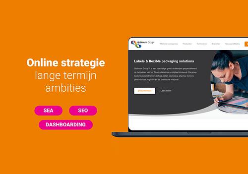 Optimum Group - Online Strategie - Social media