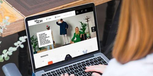 Plateforme collaborative pour la vente d'occasion - Application web