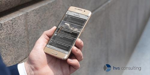 SecurityInfo App / Innerbetriebliche Sicherheit - Webanwendung