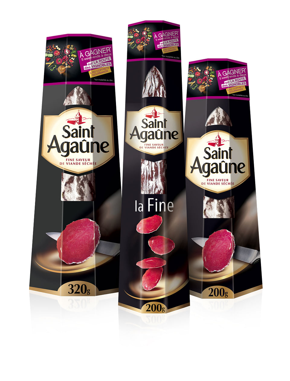 Saint Agaune Brand activation
