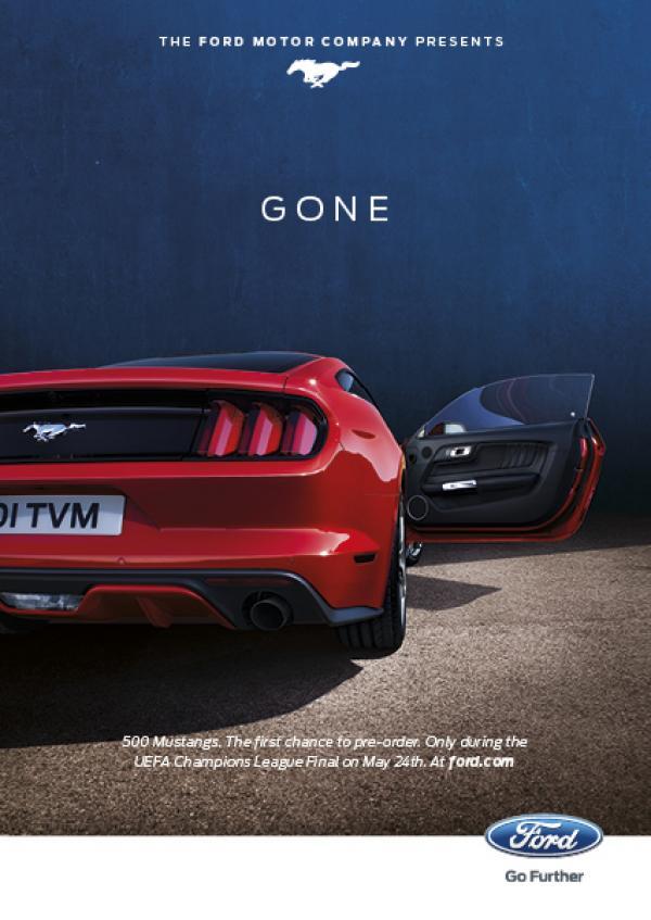 Mustang, 2