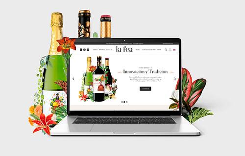Ecommerce Vinos  La Fea - Estrategia digital