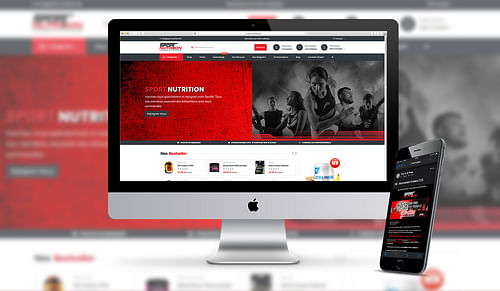 Sport Nutrition - Stratégie digitale