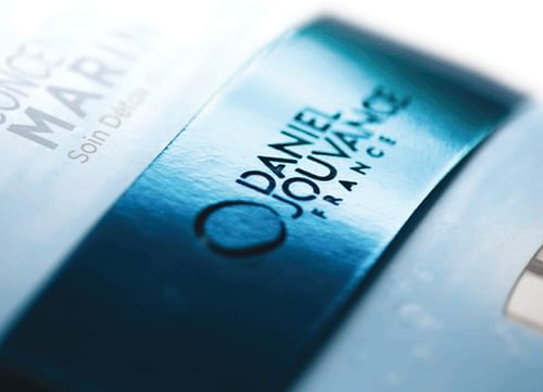 Identité de gamme Daniel Jouvance - Image de marque & branding