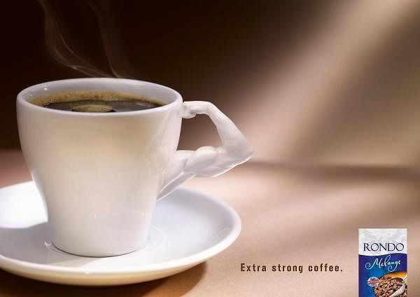 THE EXTRA STRONG COFFEE