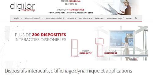 DIGILOR - Publicité en ligne