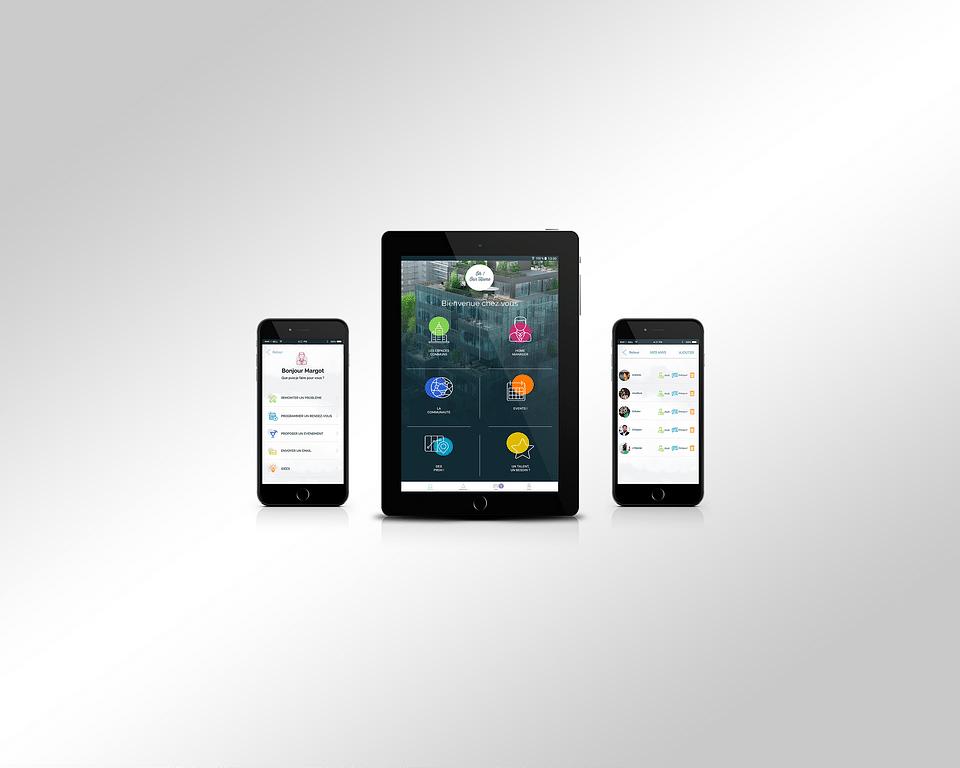 Phalsbourg   App iOS & Android [XAMARIN]