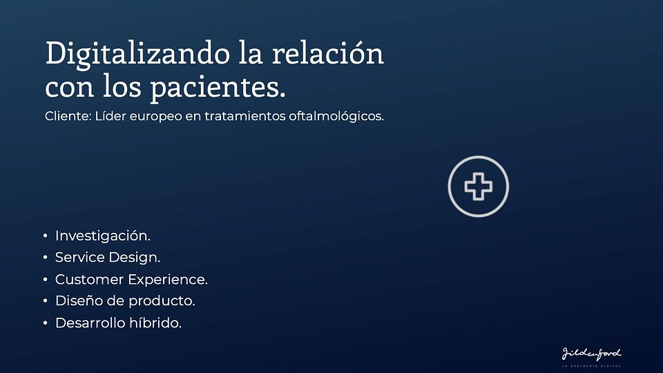 Digitalizando la relación con los pacientes