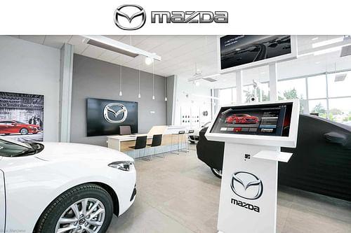 MAZDA | Campagne de digitalisation - Application web