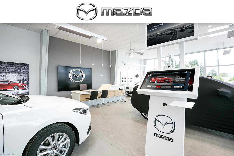 MAZDA | Campagne de digitalisation