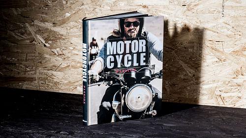 Motorcycle Passion Book – Editorial Design - Markenbildung & Positionierung