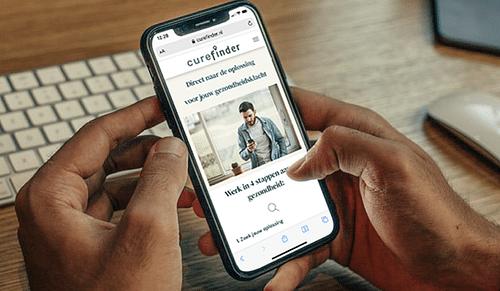 De oplossing voor jouw gezondheidsklacht - Digital Strategy