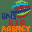 BNS AiO Agency logo