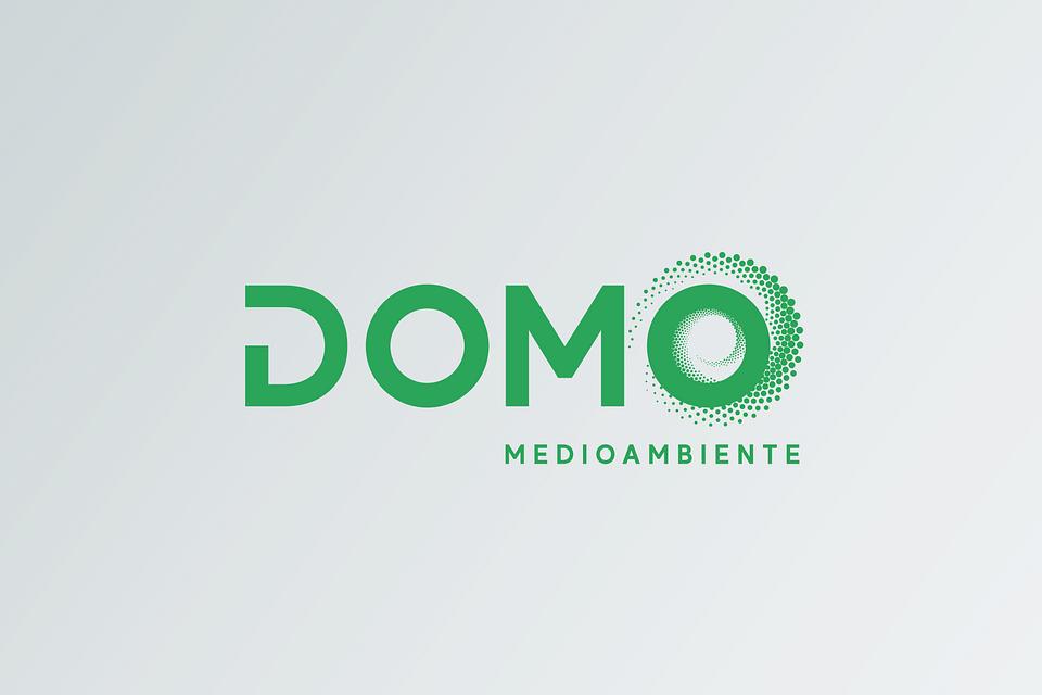 DOMO – Creación de logotipo