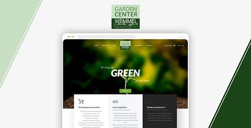 Garden Center Wemmel - Webshop - E-commerce
