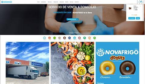 Tienda Online  Novafrigo