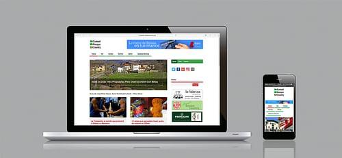 Euskadi Basque Country - Creación de Sitios Web
