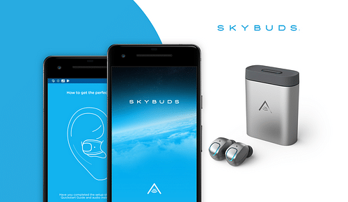 Skybuds - Mobile App