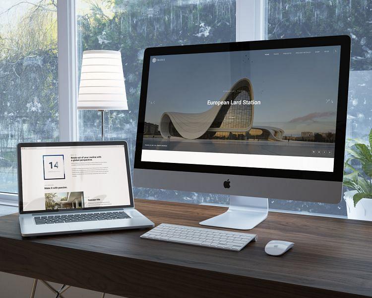 WordPress Theme (Design and Development)
