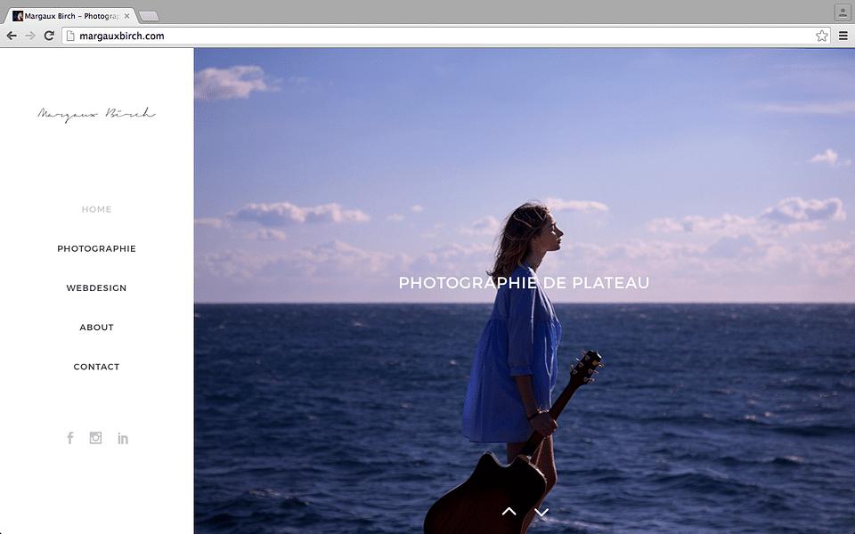 Website margauxbirch.com