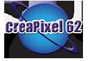 Creapixel62 logo