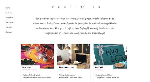 Website Design & Content Creatie