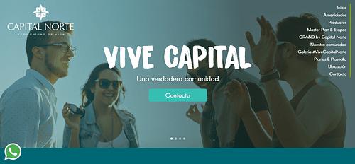 Capital Norte - Advertising