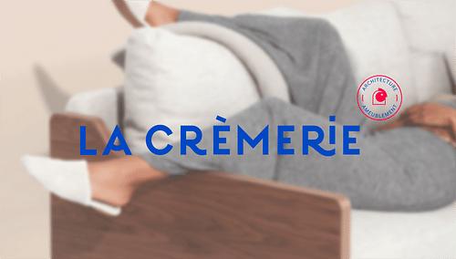 La Crèmerie - Branding & Positioning
