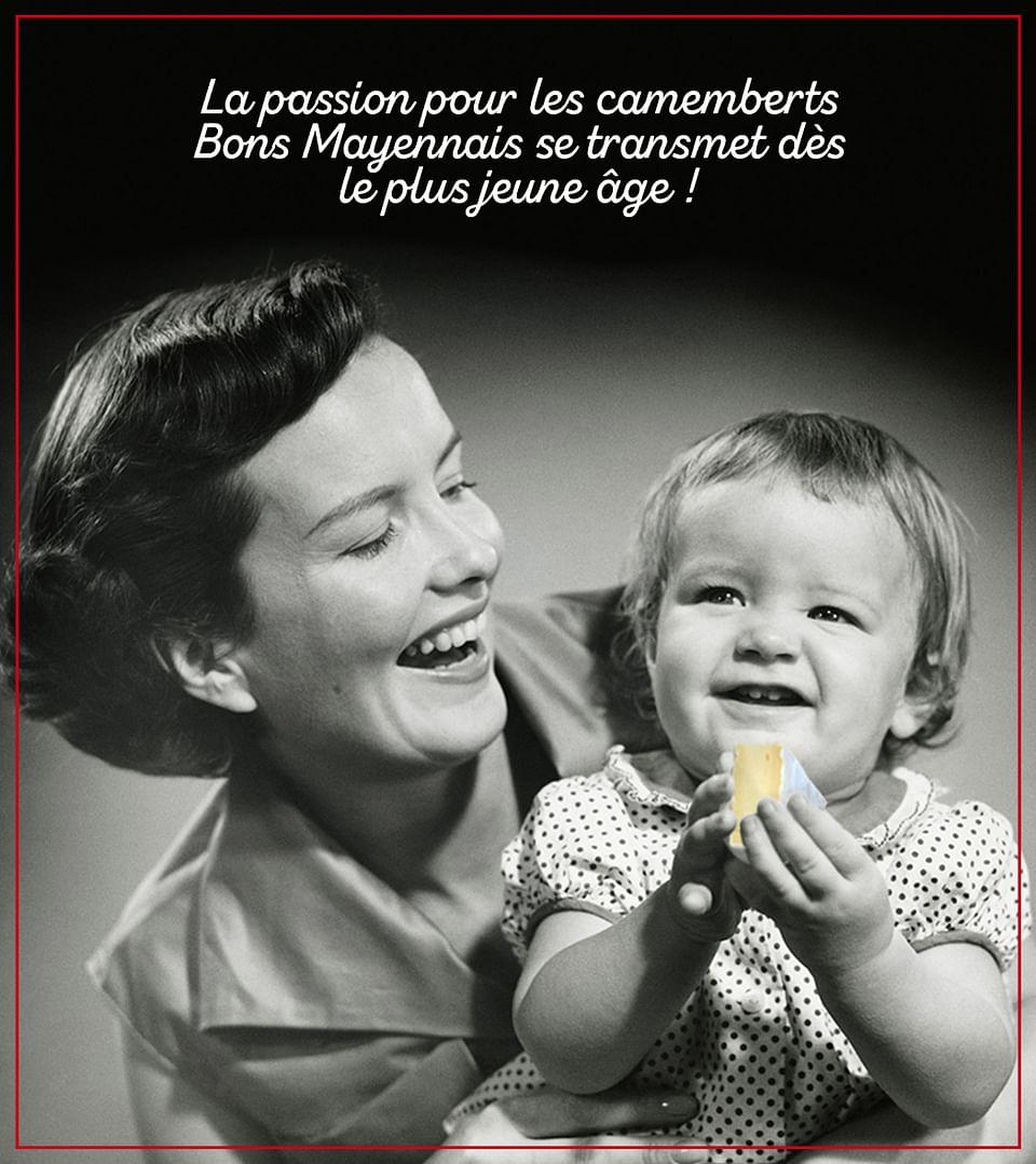 Bons Mayennais-  Le camembert qui plaît !
