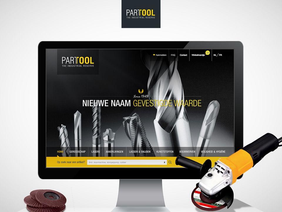 PARTOOL: Branding