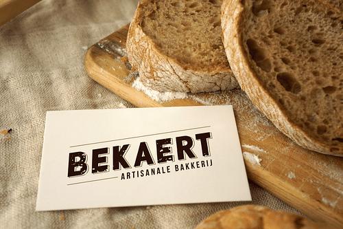 BAKKER BEKAERT: AMBACHTELIJKE BRANDING - Ontwerp