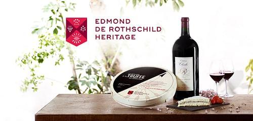 Edmond de Rothschild Héritage - Création de site internet