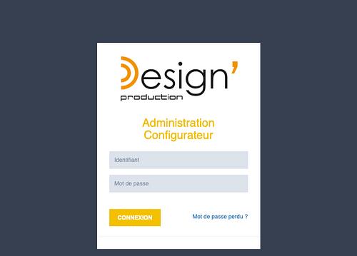 Design Conception CRM - Data Consulting