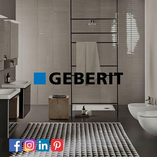 Geberit Belgium social media presence - Réseaux sociaux