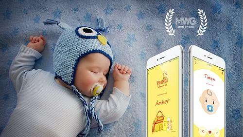 Zwitsal Babynamen app - Digital Strategy