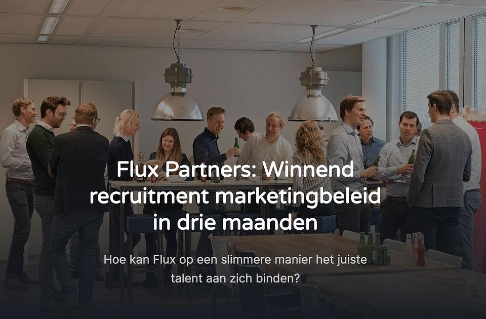 Winnend recruitment marketingbeleid in 3 maanden