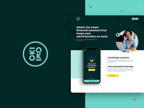 OkiOKi - Application web