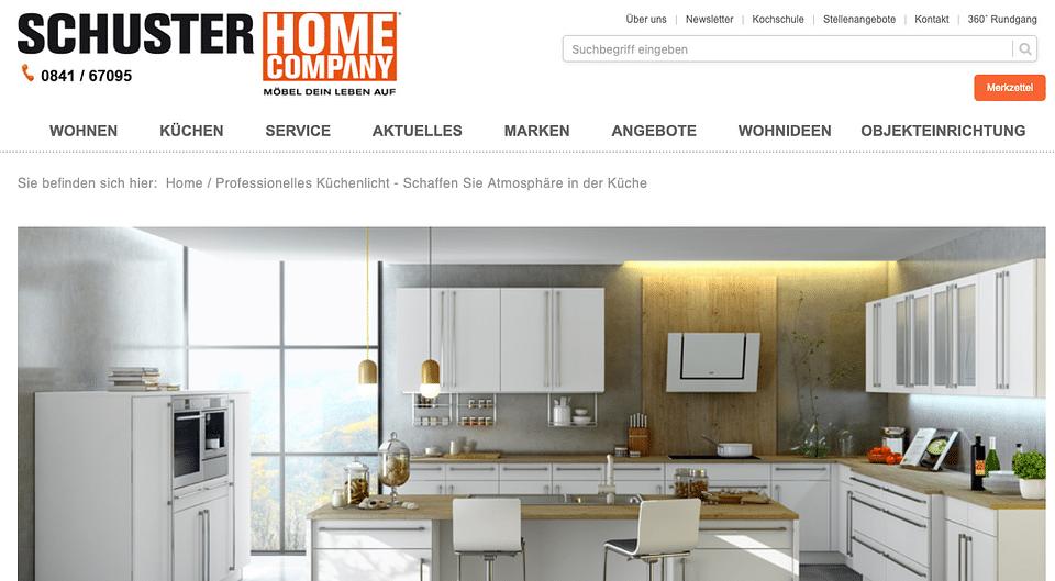 Content Marketing für einen Möbel-Verband