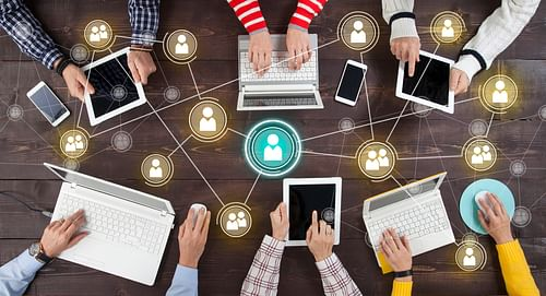 Managing Social Media content - Estrategia digital