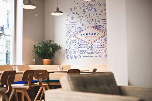 Forcado - Image de marque & branding